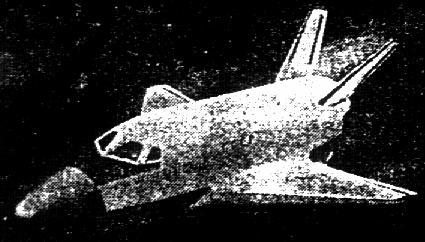 Chelomei spaceplane