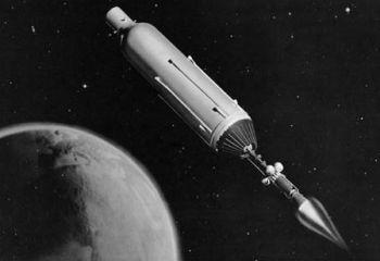dandridge cole mars gemini spacecraft pdf