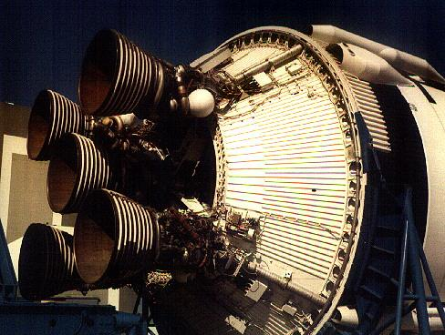 Saturn II stage