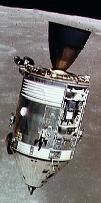 Apollo 15 CSM