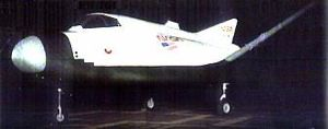 HL-20 lifting body