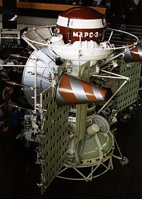 Mars 3 spacecraft