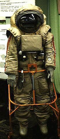 Krechet Spacesuit