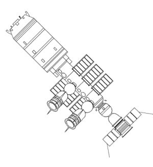 OS-1 Space Station