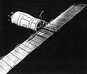 Pegasus Satellite