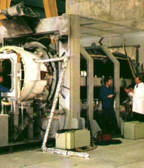 RSA-3 Engine Test