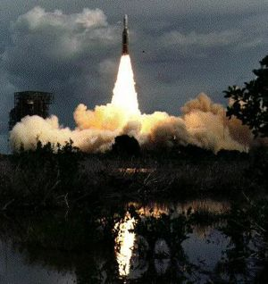 Titan 4 Launch