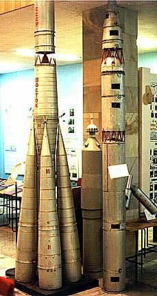 Vostok and GR-1