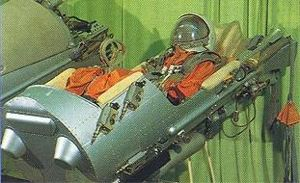 Vostok Ejection Seat