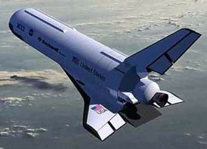 X-33 Rockwell